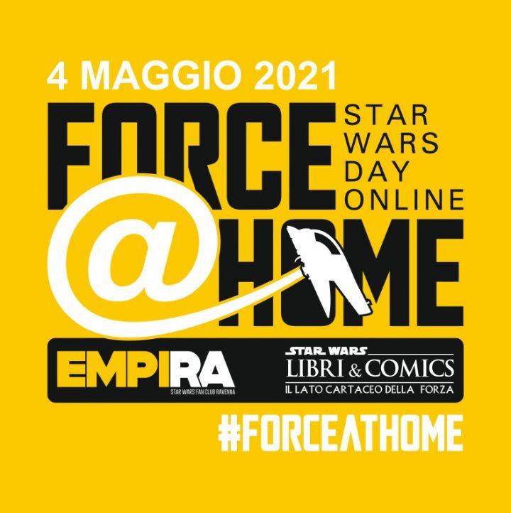 Force@Home annuncio