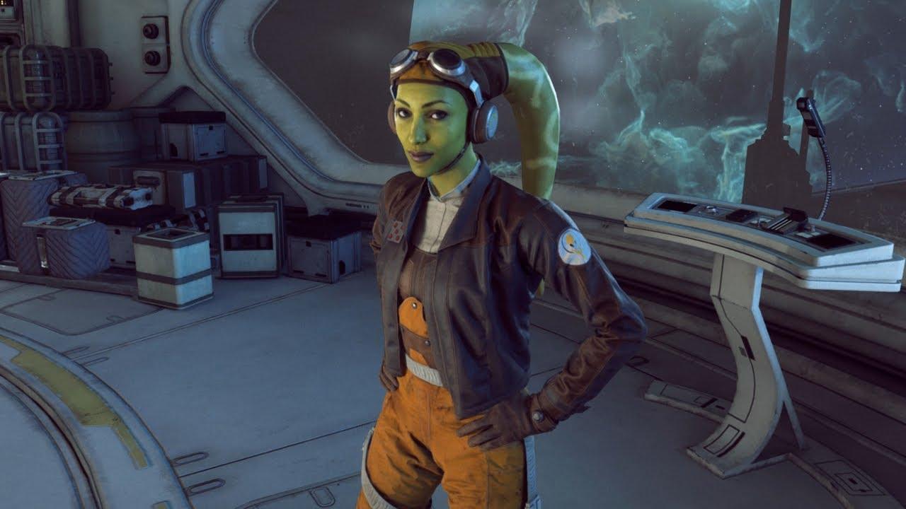 Hera Syndulla Squadrons Alphabet Squadron Victory's Price