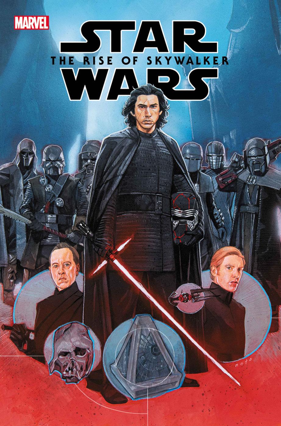 L'Ascesa di Skywalker 1 Cover Marvel