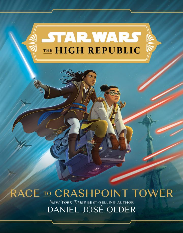 Race to Crashpoint Tower final