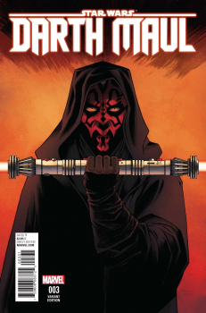 Star Wars Epic 1  –  Darth Maul (Panini Comics)