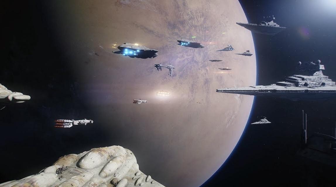 Battaglia di Jakku Victory's Price Aftermath La Fine dell'Impero Battlefront II