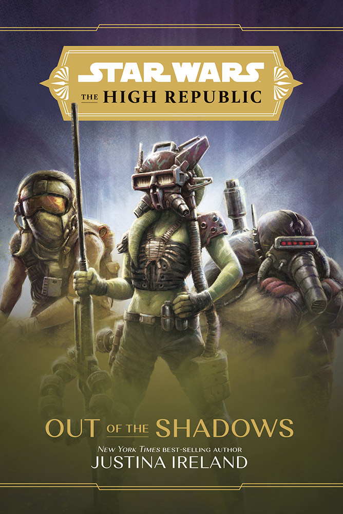 out of the shadows target