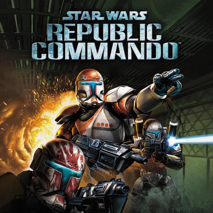 Republic Commando Game