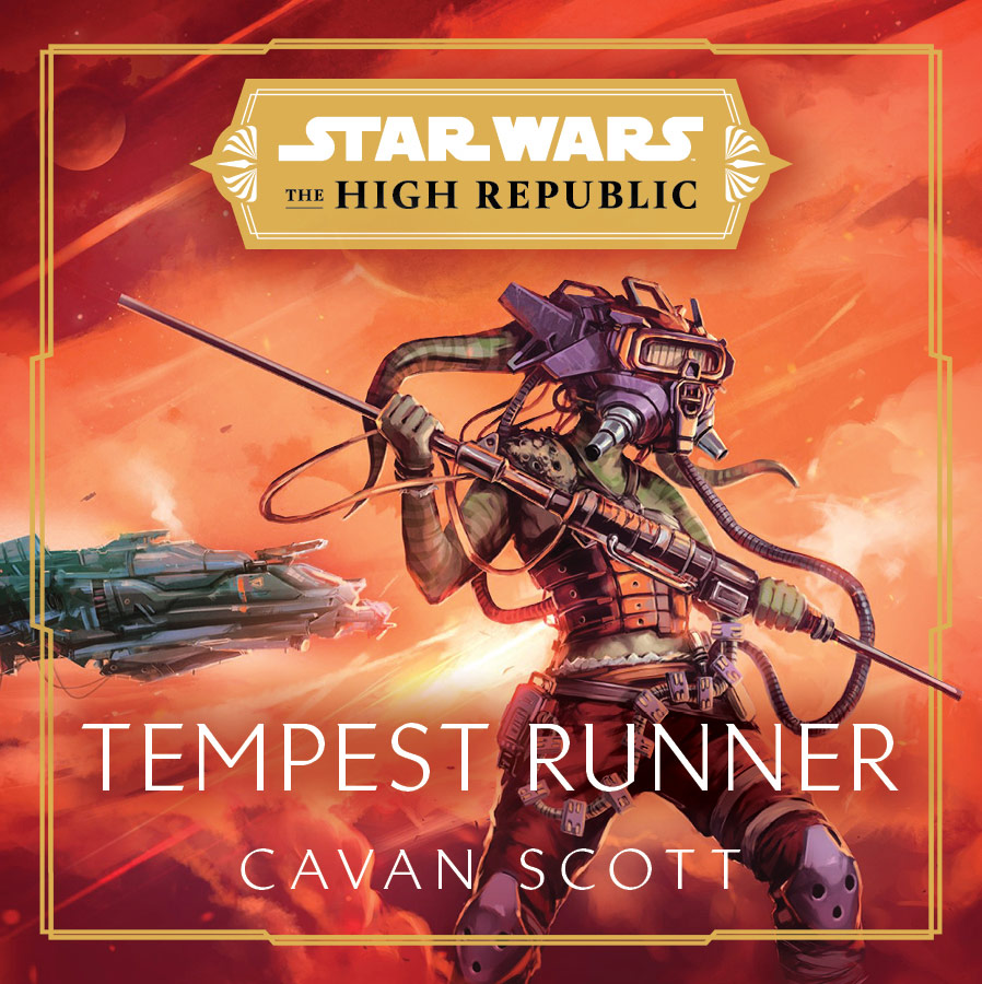 Tempest Runner cover finale