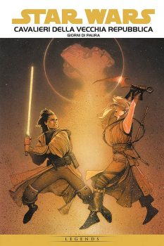 Star Wars Epic - Cavalieri della Vecchia Repubblica Vol. 1: Giorni di Paura (Panini Comics)