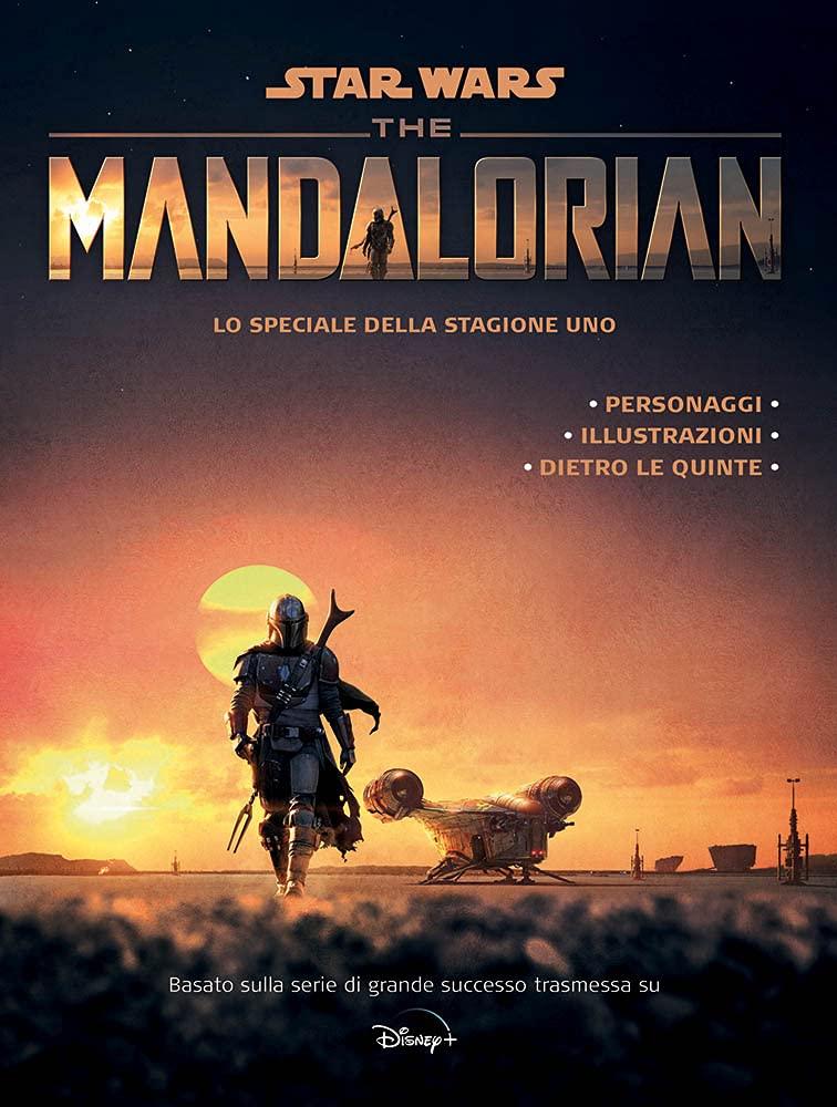 The Mandalorian Lo Speciale della Stagione Uno Cover