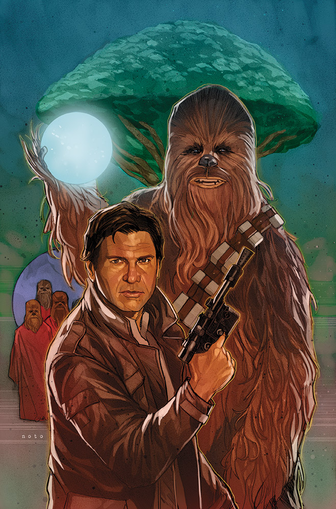 Star Wars Life Day #1 cover