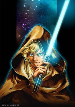 Le Leggende di Luke Skywalker (Planet Manga)