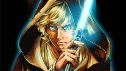 le leggende di luke skywalker manga