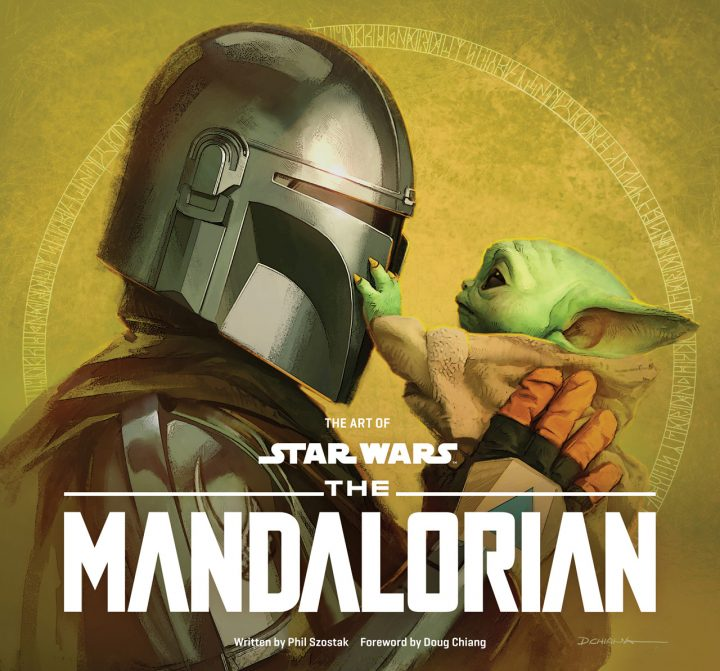 the art of the mandalorian season 2
